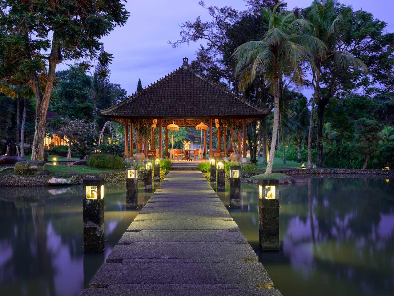 The Chedi Club Tanah Gajah Ubud Bali