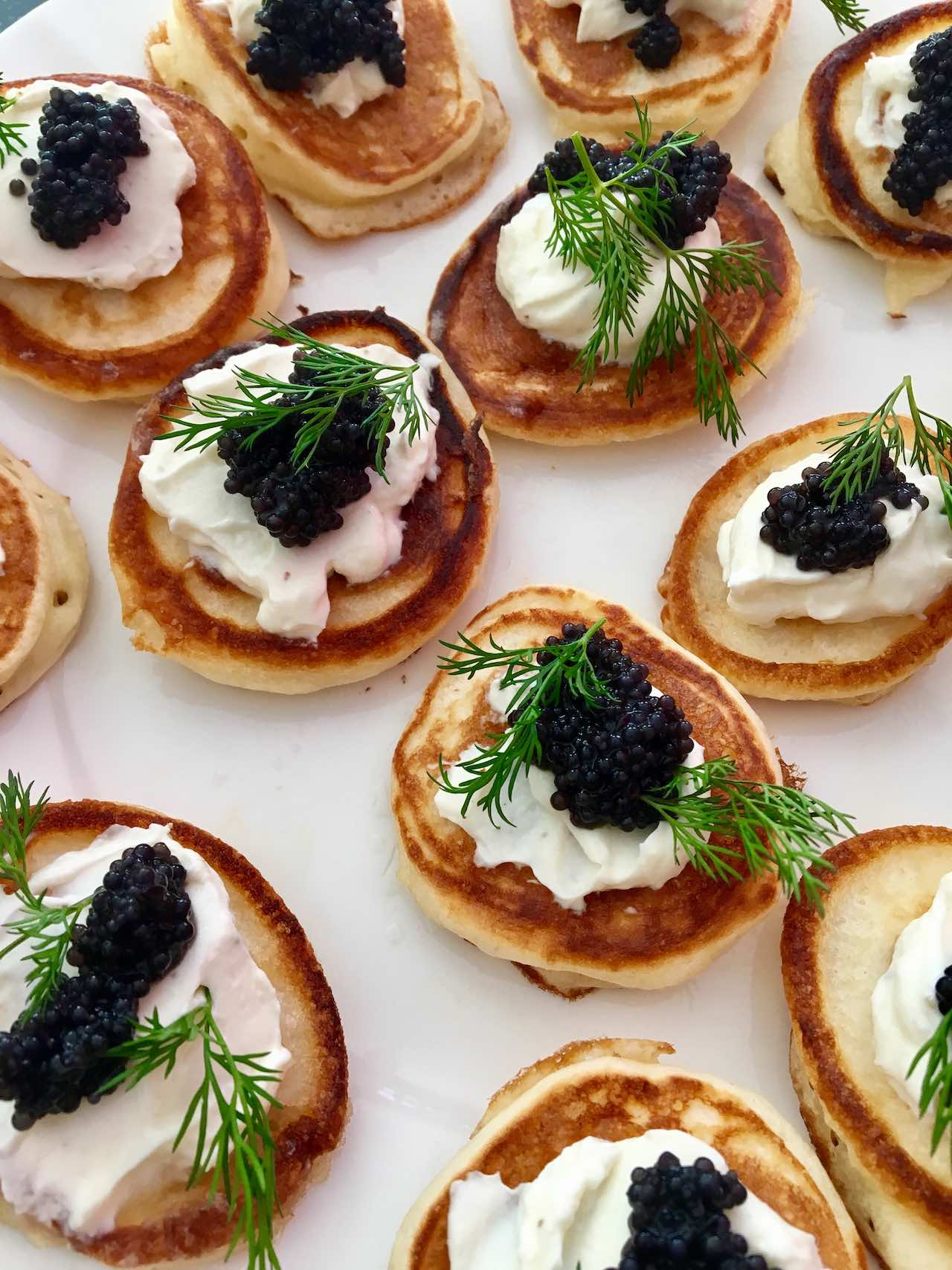 Blinis Russia