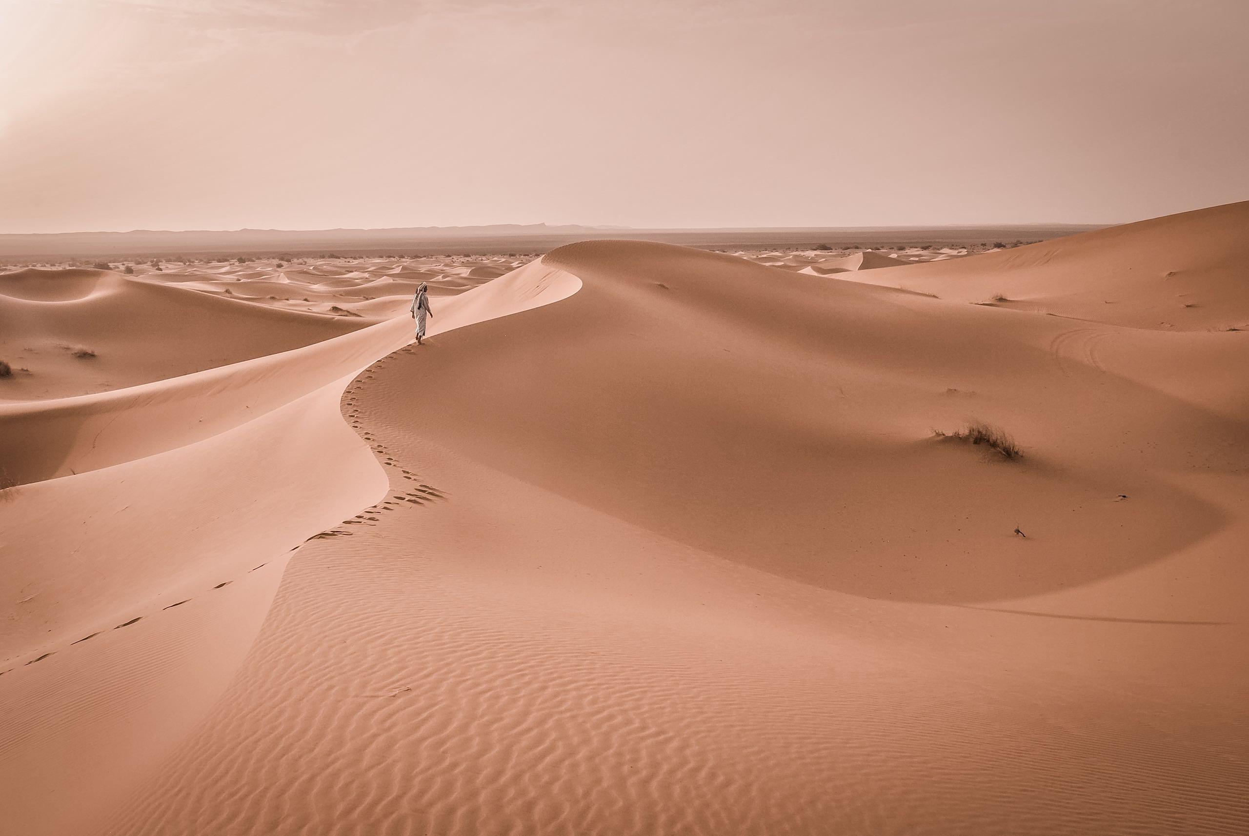 Judd's trip to Morocco