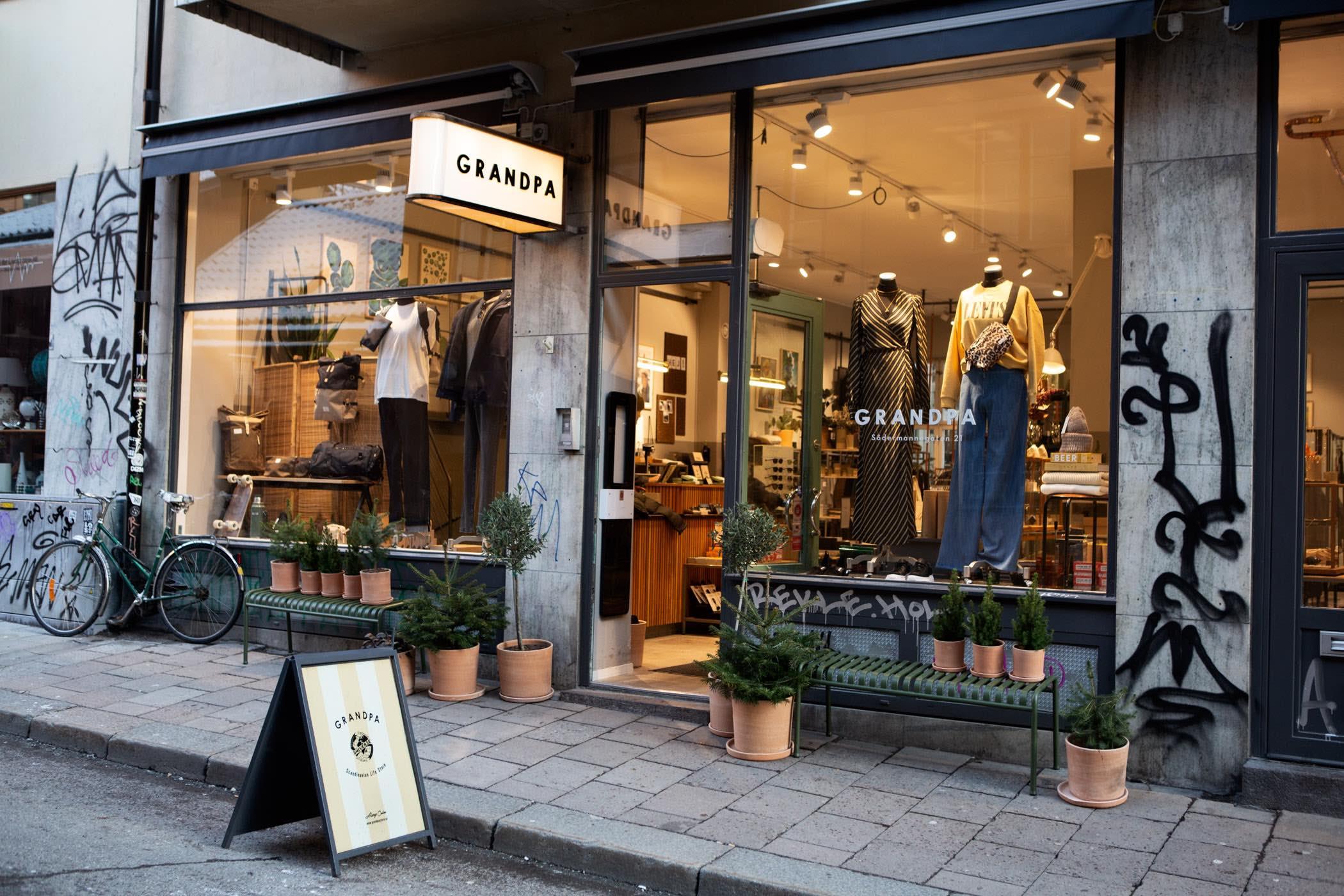 Grandpa Store Stockholm