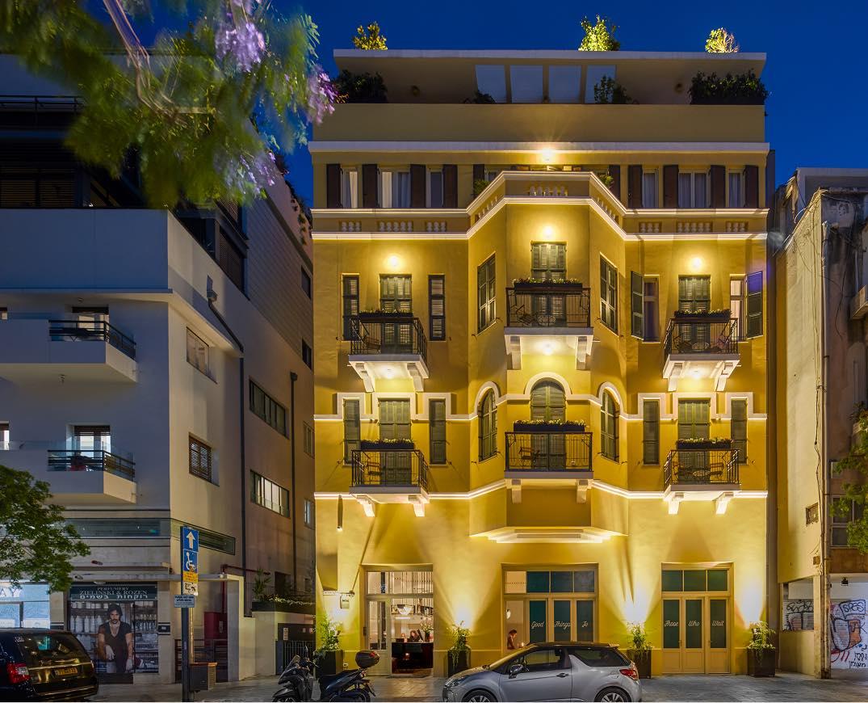 Sam & Blondi Hotel-Tel Aviv