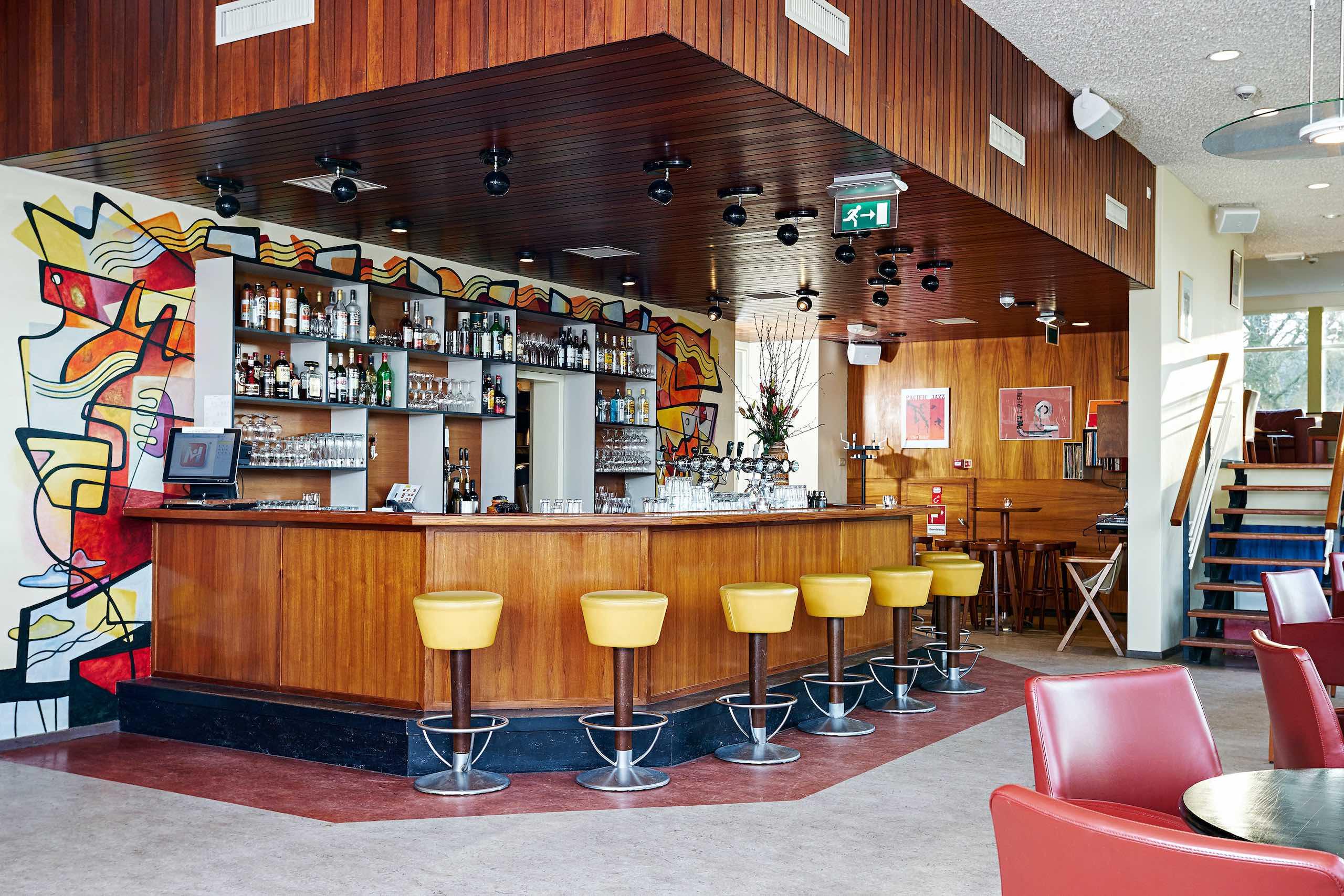 Pension Homeland Amsterdam - BarKrukken