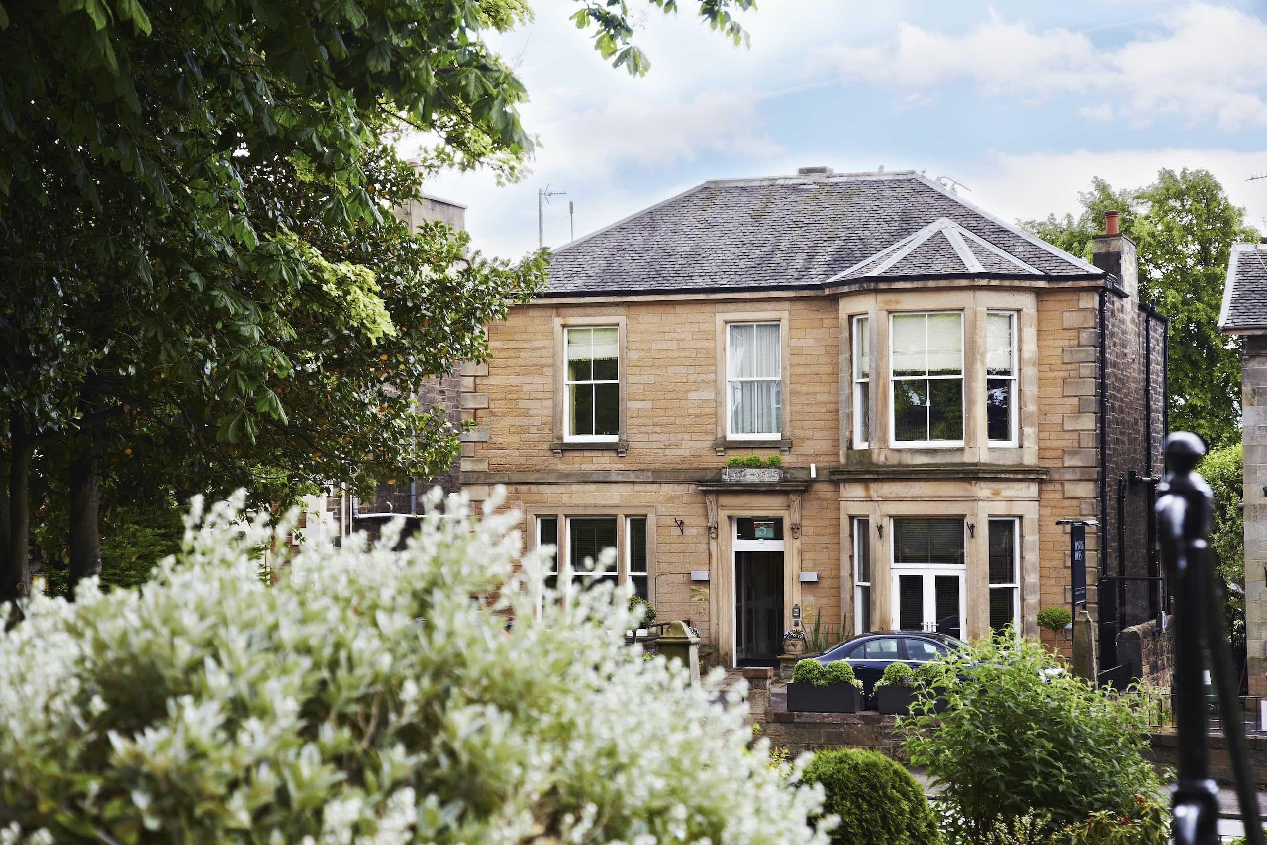 The Dunstane Houses - Hampton House