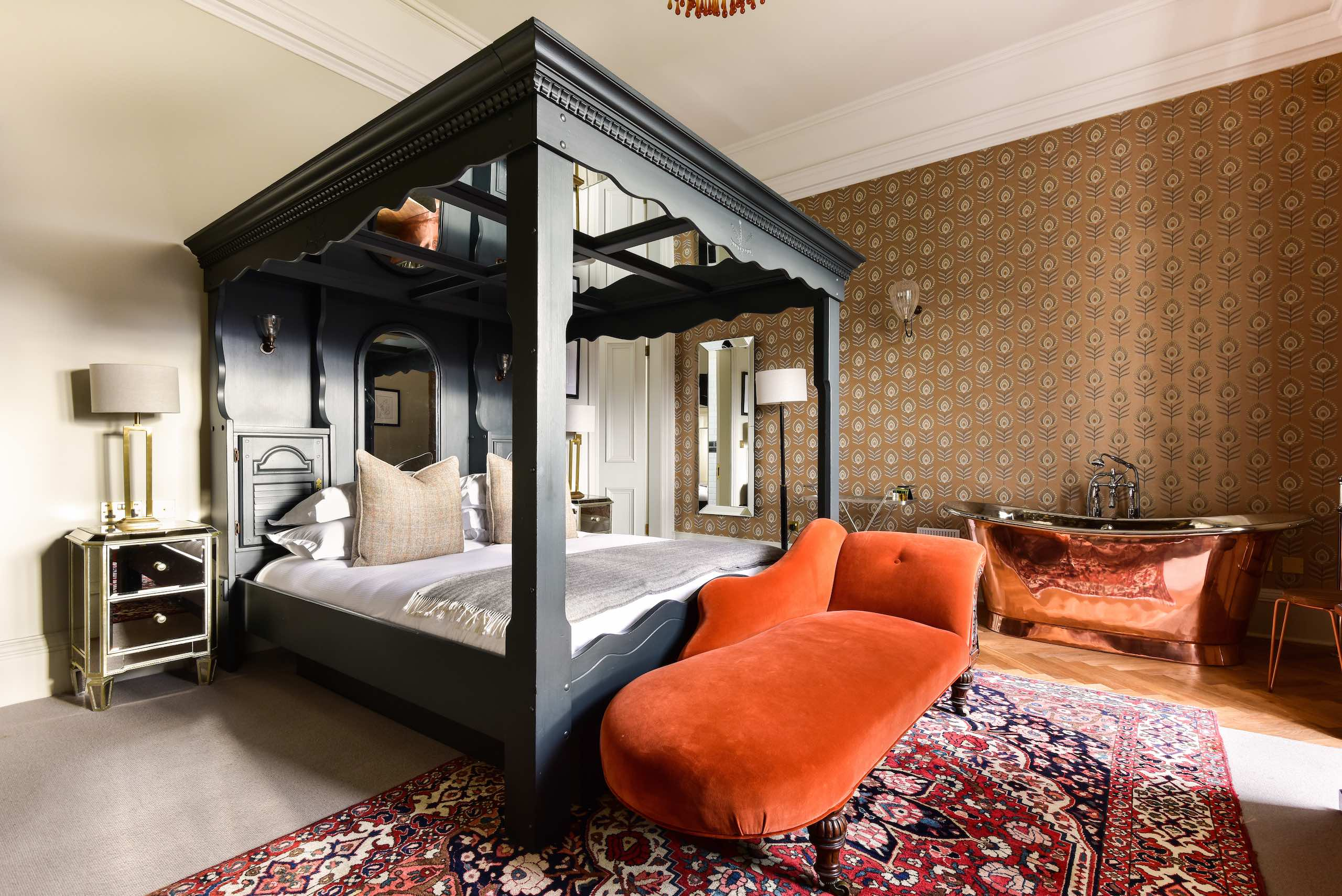The Dunstane Houses - The Scapa Suite