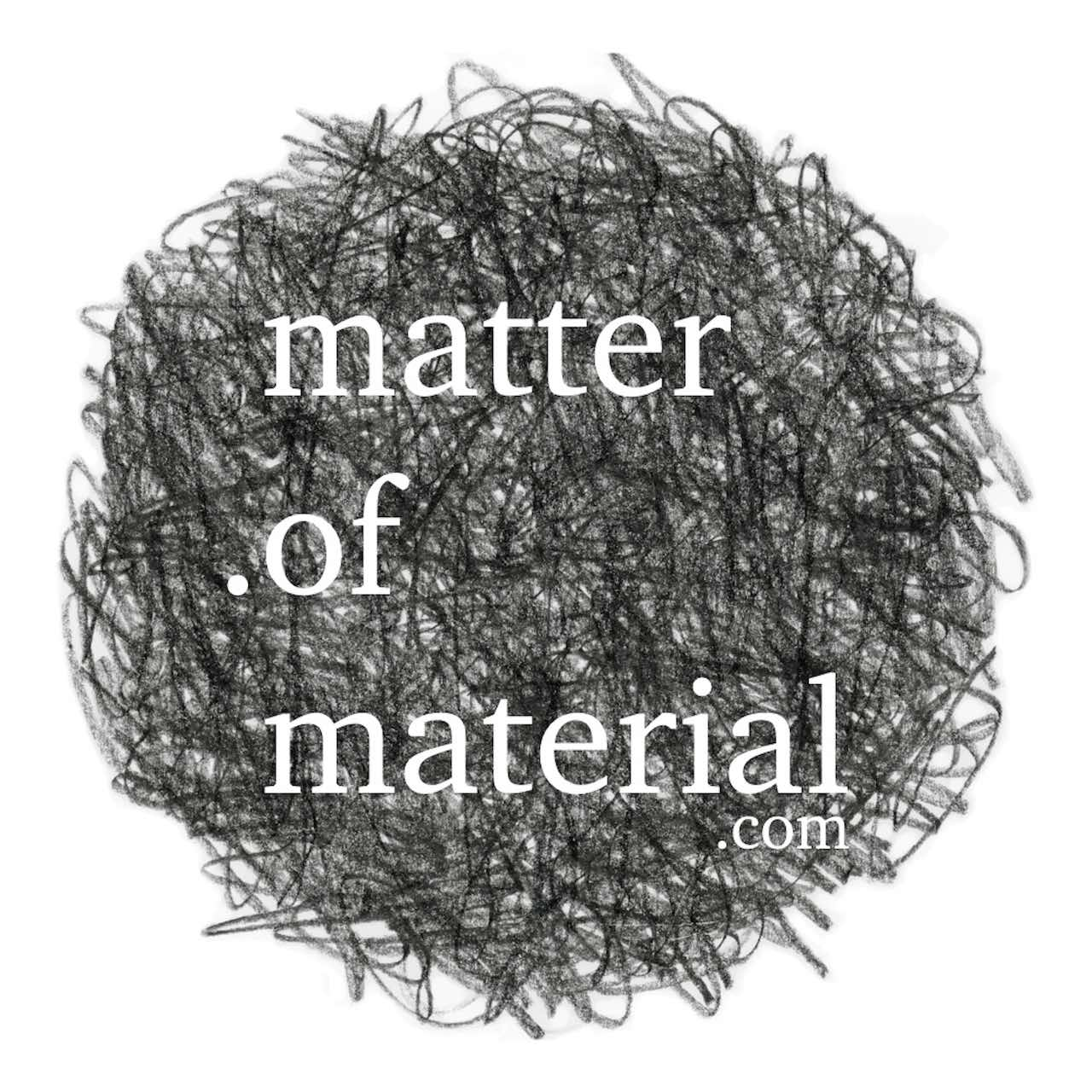 matter of material logo