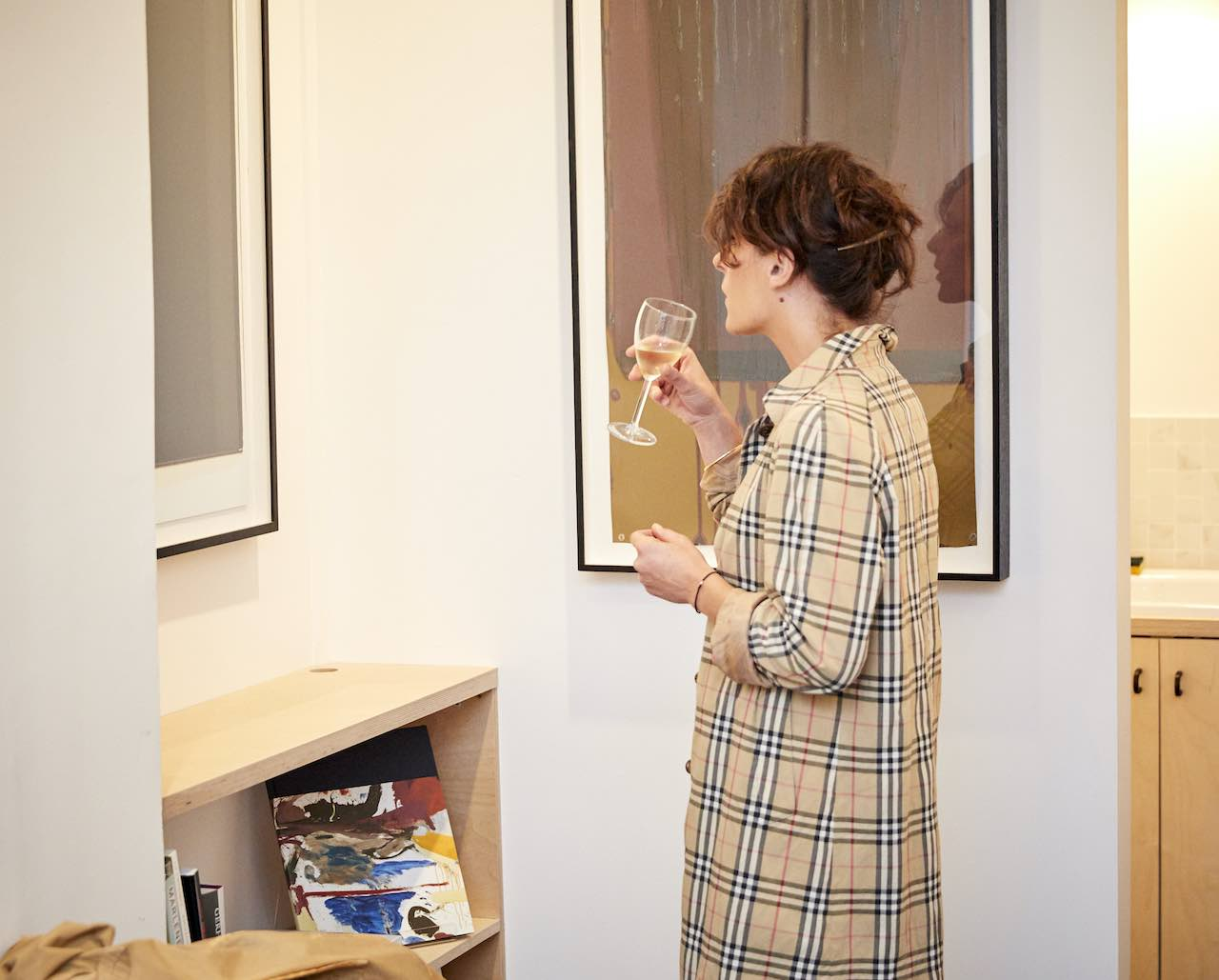Ellen Carey at Galerie Miranda Paris