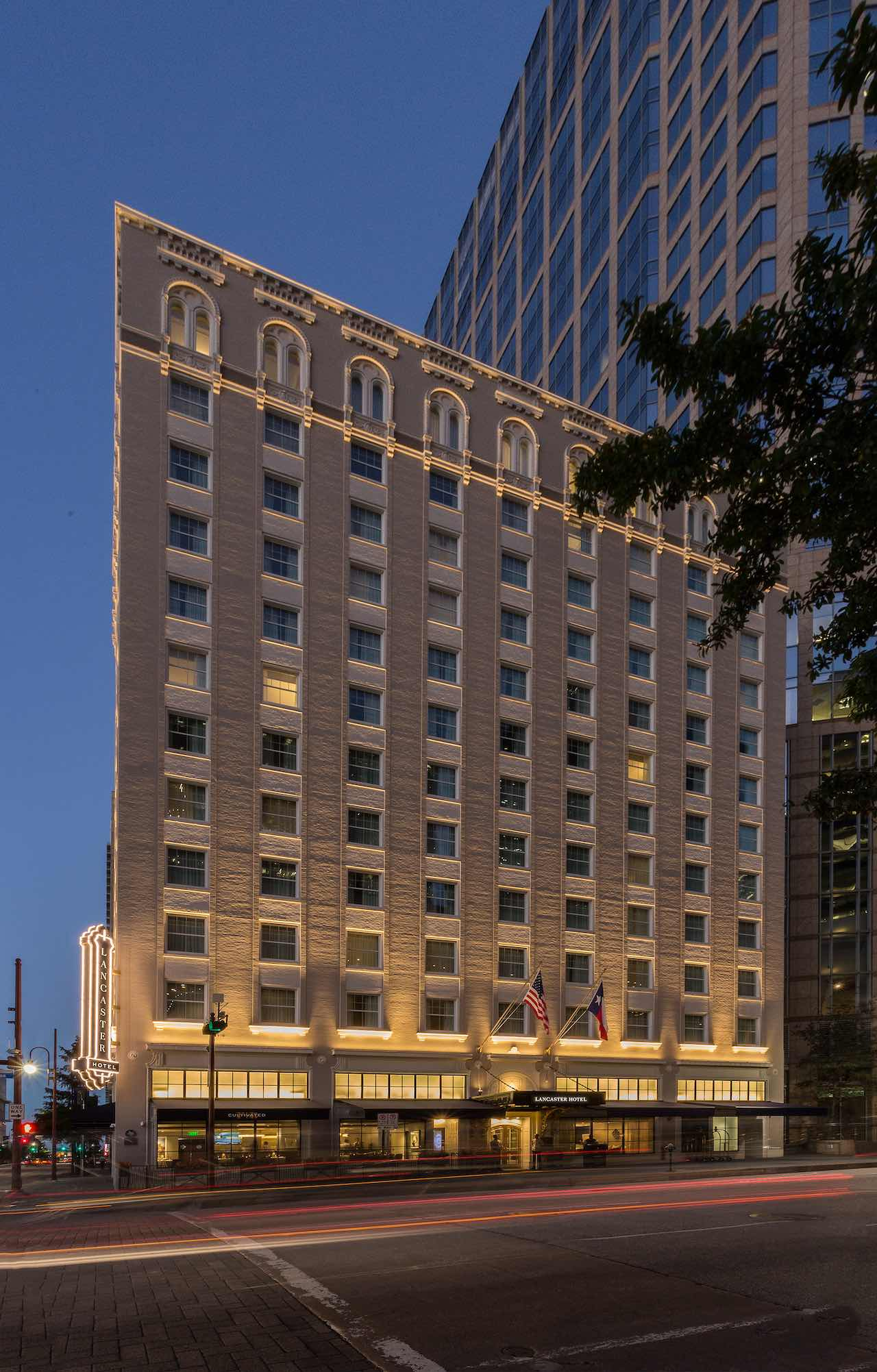The Lancaster Hotel Houston