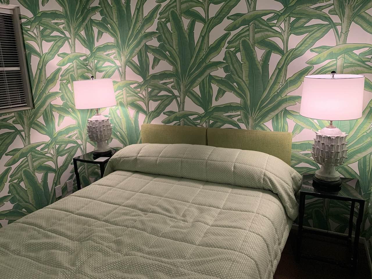 Frank Sinatra House Spare Bedroom
