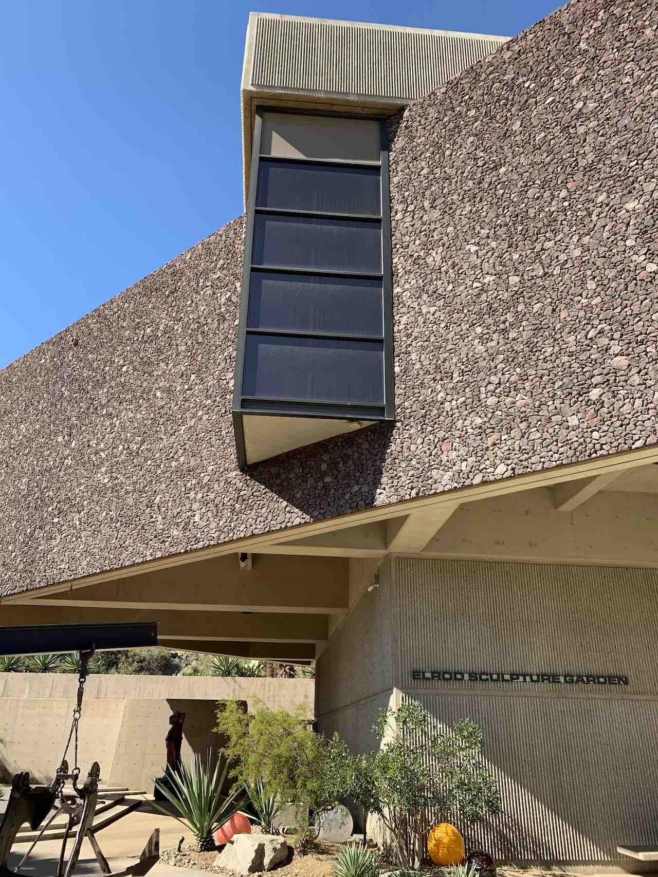 Palm Springs Art Museum Elrod Sculpture Garden