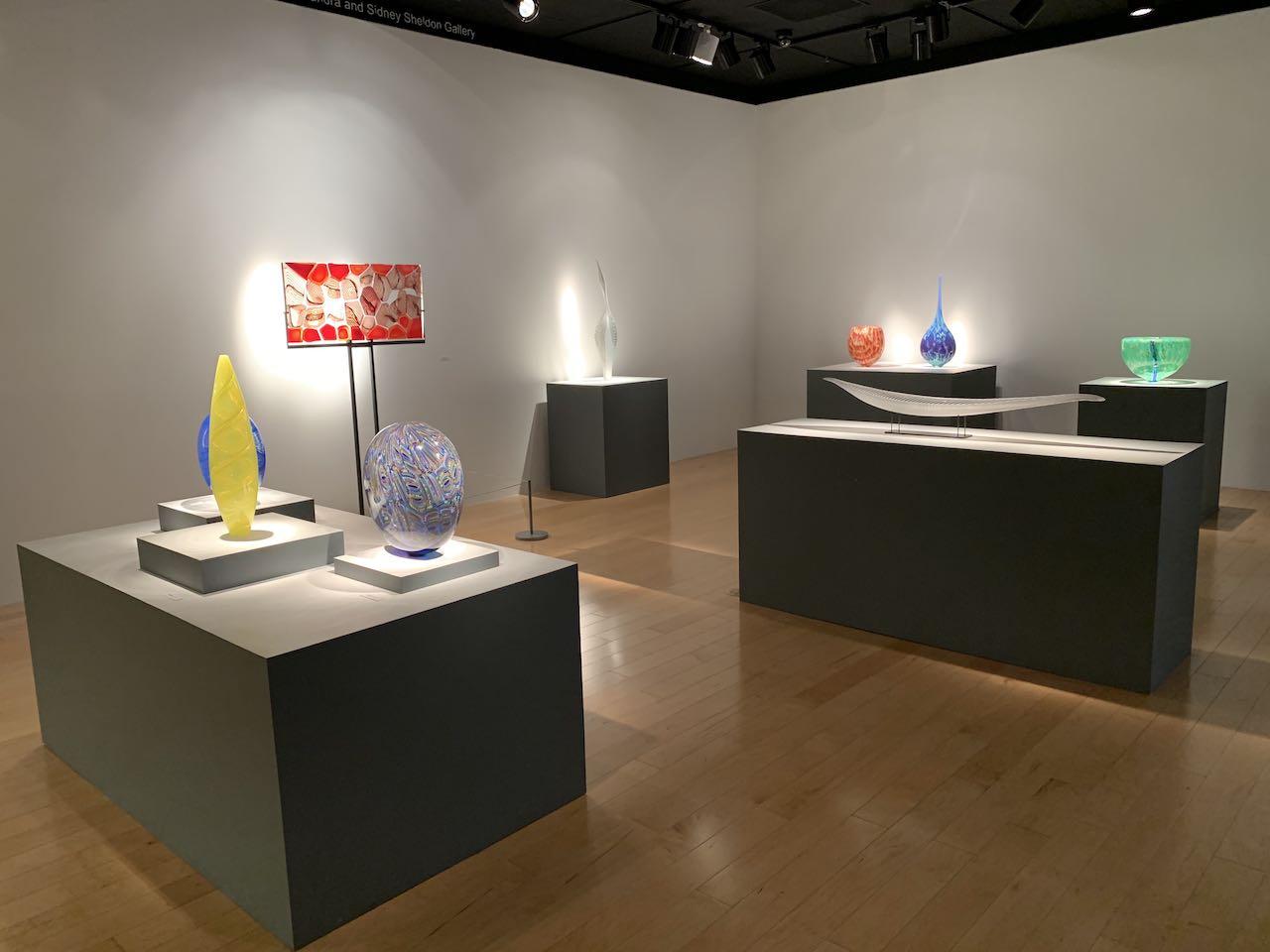 Palm Springs Art Museum Glass