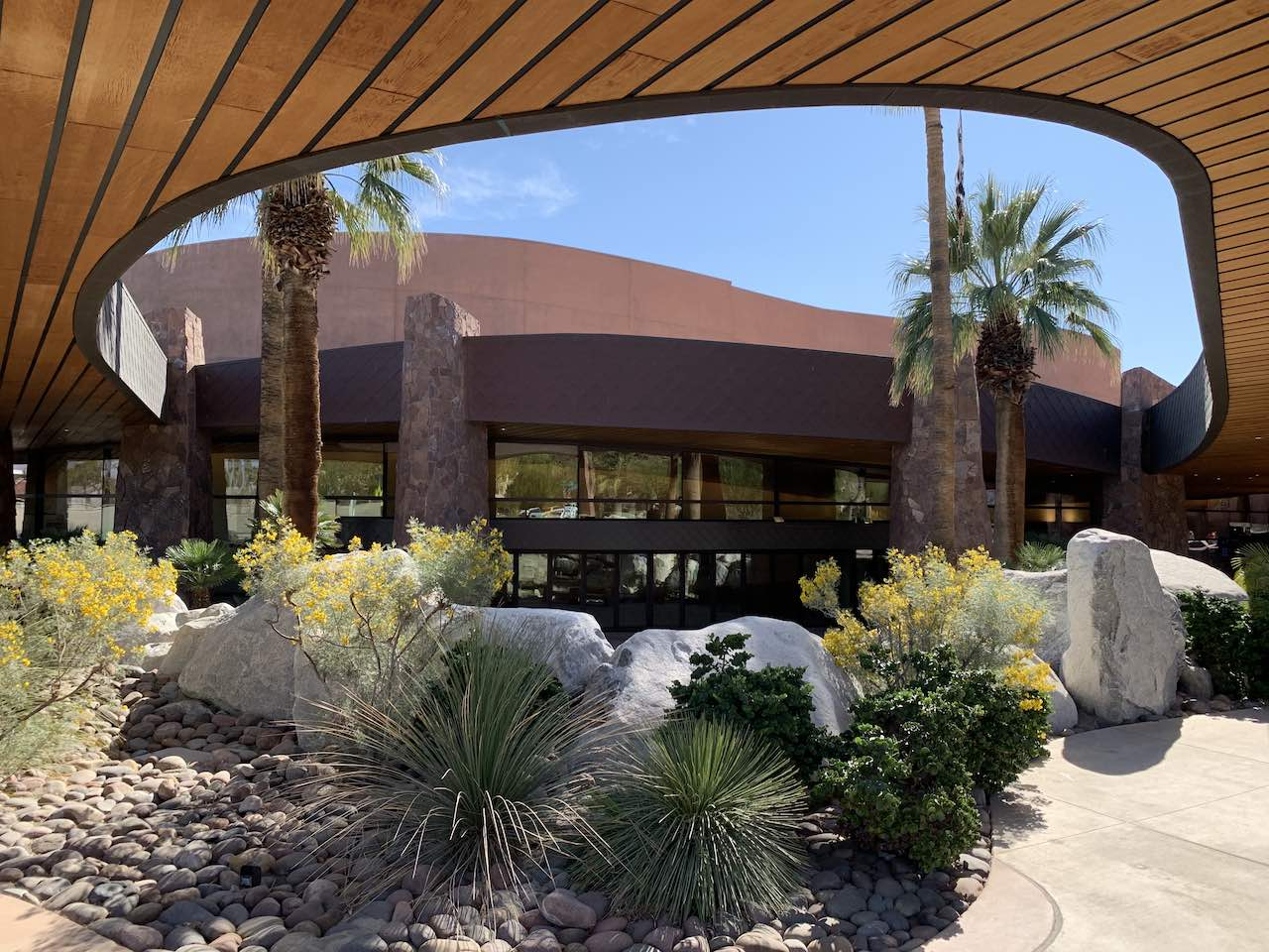 Palm Springs Conference Centre