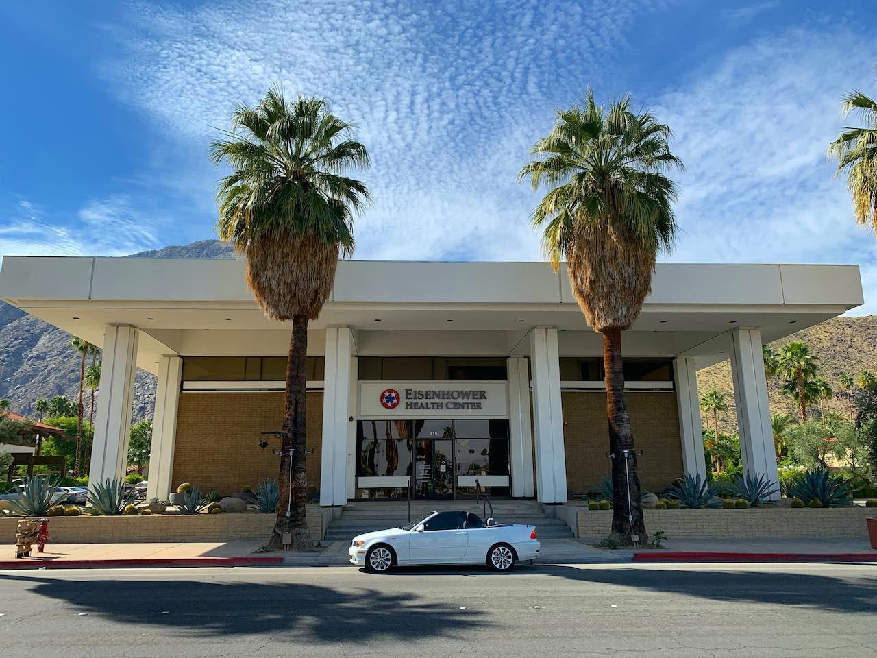 Palm Springs Modernism Building