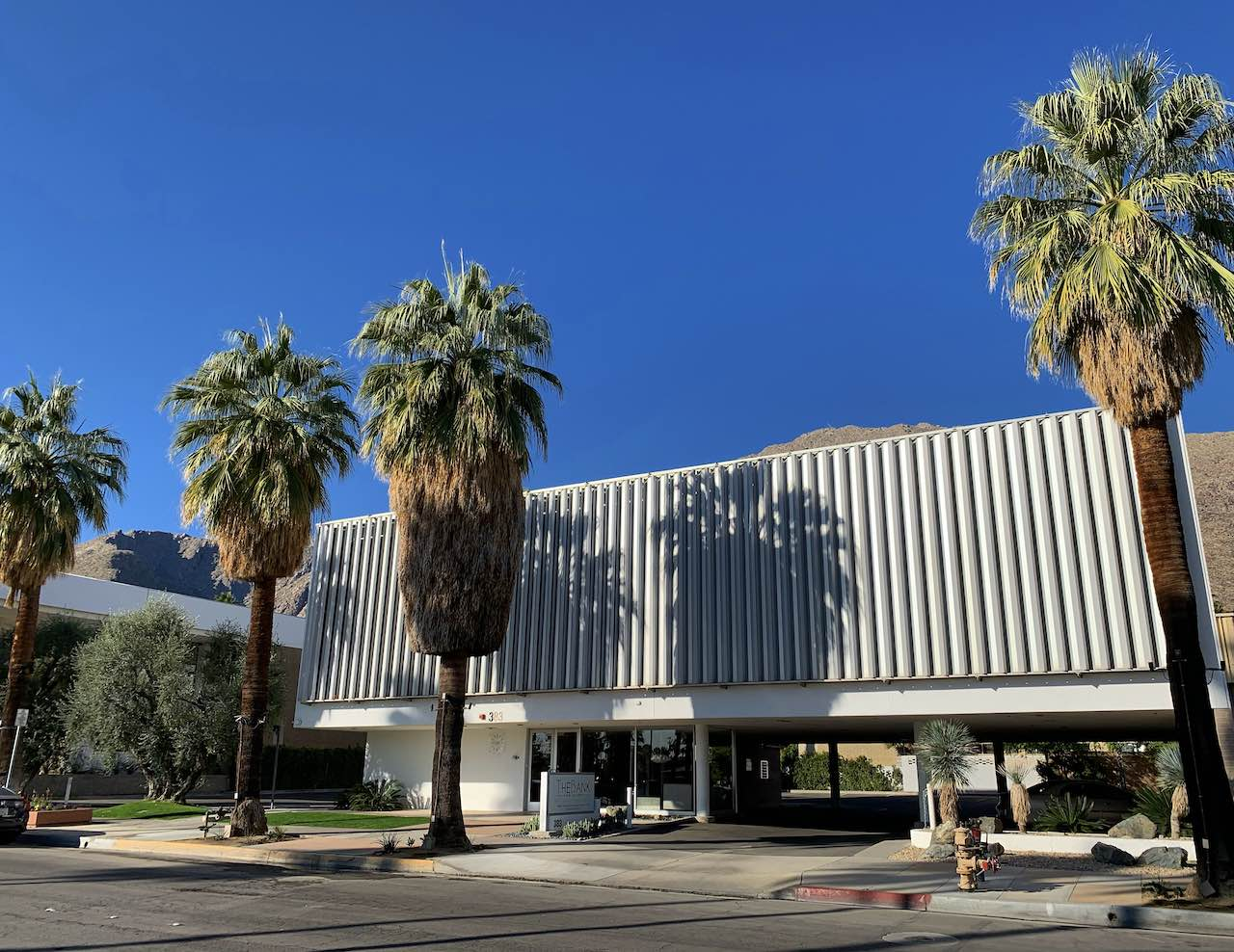 Palm Springs Modernism Buildings