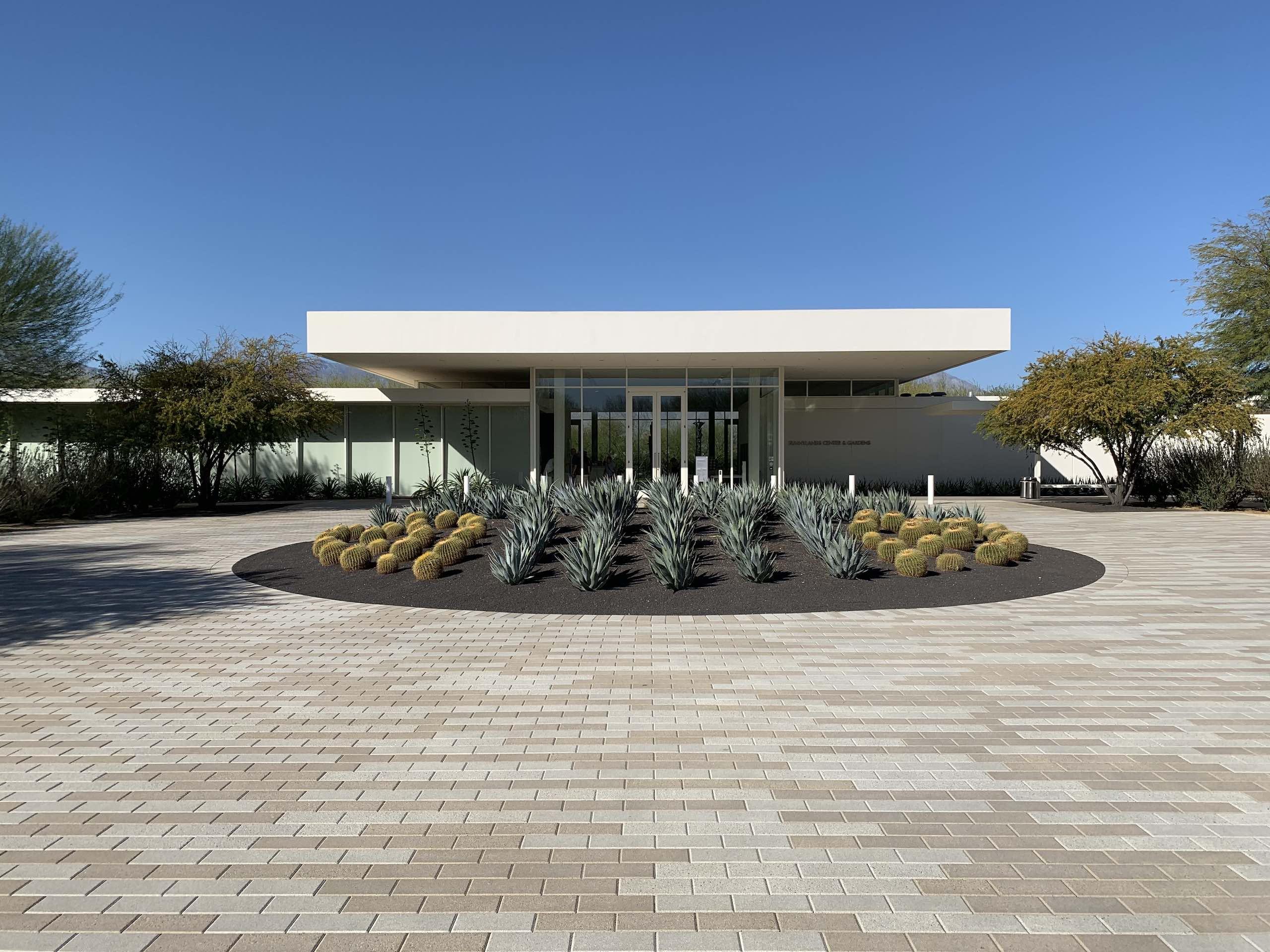 Sunnylands Visitor Centre Palm Springs