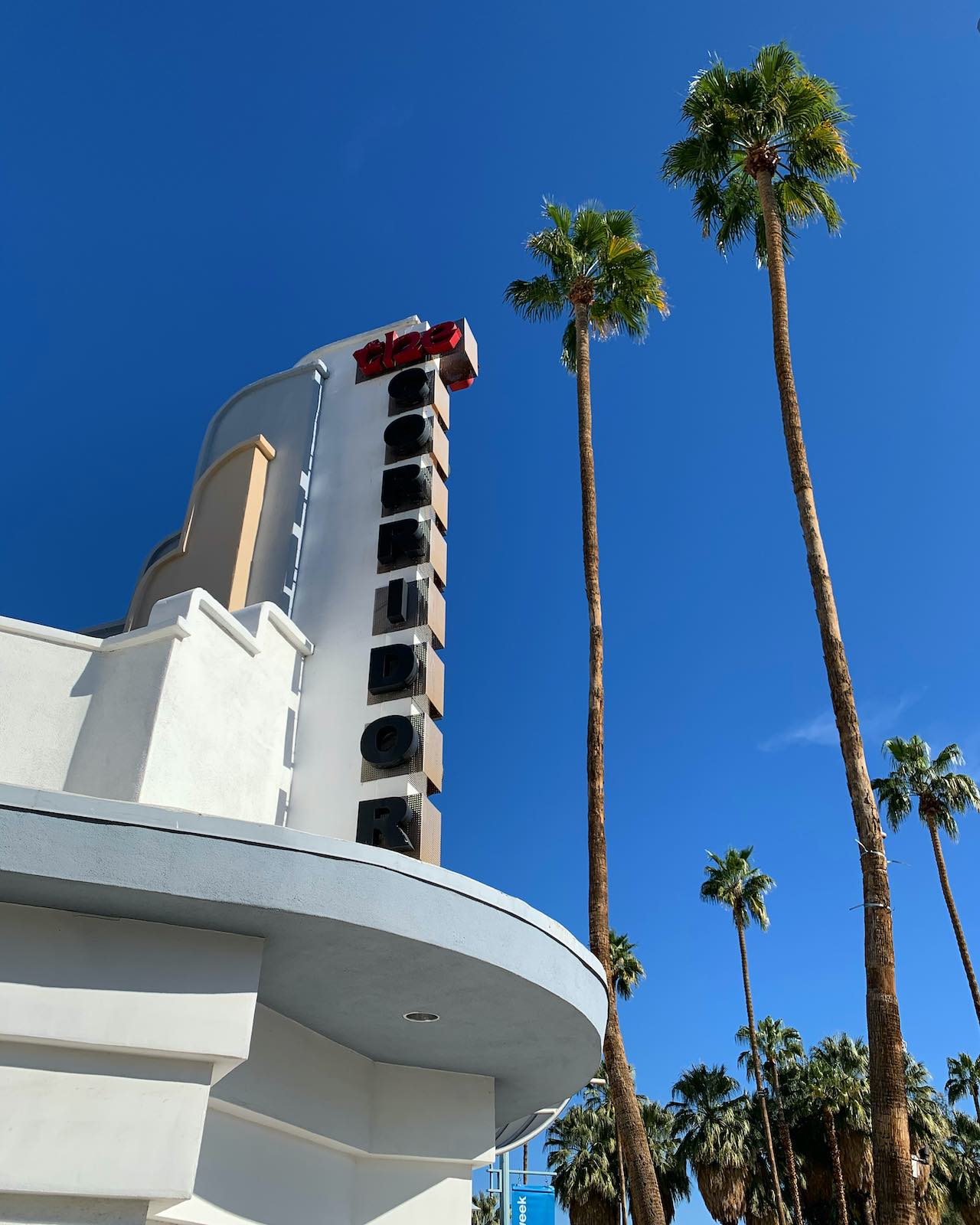 Palm Springs Modernism Art Deco